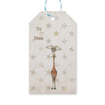 SPOTS & WINGS Gift Tag