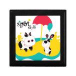 Spotstyle 4 keepsake boxes
