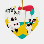 Spotstyle 4 ornaments