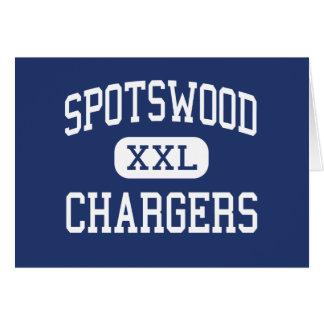 Spotswood - cargadores - alto - Spotswood New Jers Tarjeta De Felicitación