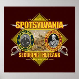 Spotsylvania (battle) poster