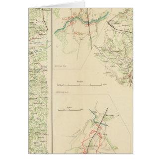 Spotsylvania County Hanover Junction Card