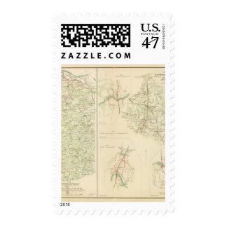 Spotsylvania County Hanover Junction Stamp
