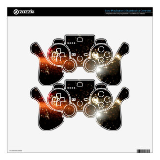 Spotted Blast Decal For PS3 Controller