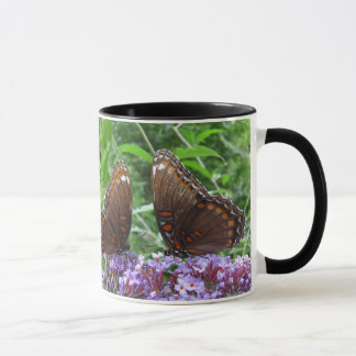 Spotted butterfly ~ mug