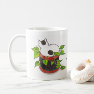 Spotted Cat Coffee Mug