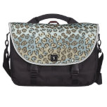 Spotted Cat Pattern Bag For Laptop
