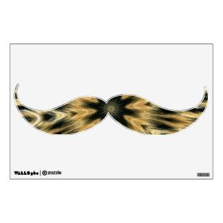 Spotted Cheetah Kaleidoscope Wall Sticker