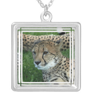 Spotted Cheetah Necklace