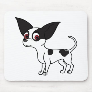 Spotted Chihuahua Mouse Pad