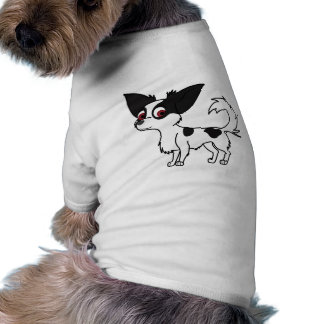 Spotted Chihuahua with Long Hair Shirt