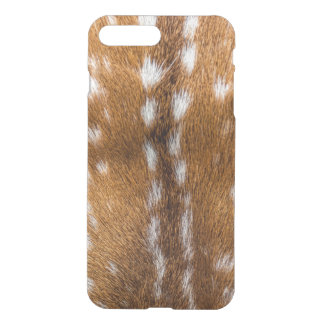 Spotted deer fur texture iPhone 7 plus case