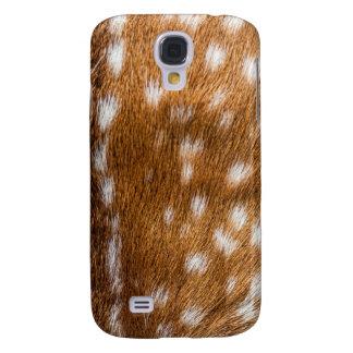 Spotted deer fur texture samsung s4 case