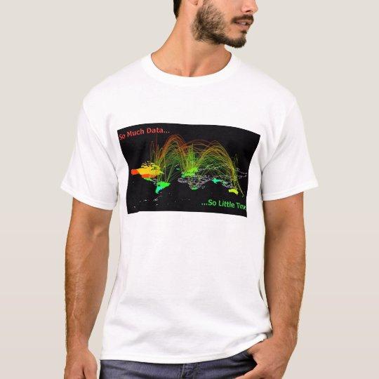 Spotted Doag Easnynews So Much Data T-Shirt