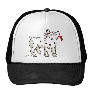 Spotted Dog Cap