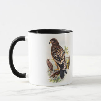 Spotted Eagle John Gould Birds of Great Britain Mug