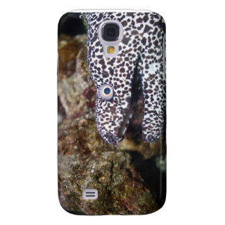 spotted eel right side aquarium animal galaxy s4 cases