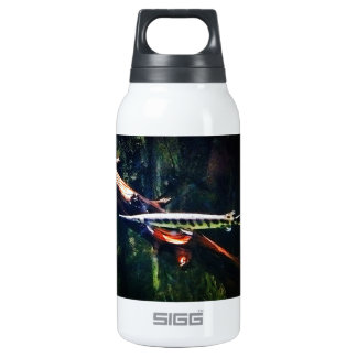 Spotted Gar Insulated Water Bottle