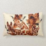 Spotted - Giraffes Pillow