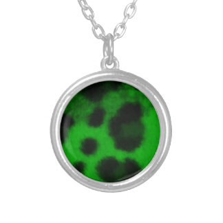 Spotted Green Leopard Necklaces