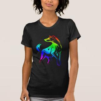 Spotted Hyena apparel Tee Shirt