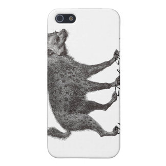 Spotted Hyena iPhone 4 Speck Case