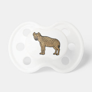 Spotted Hyena Pacifier