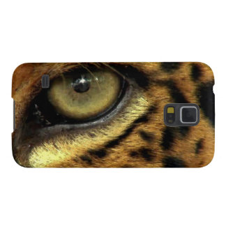 Spotted Jaguar Big Cat Eye Wildlife Phone Case