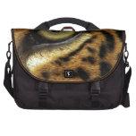 Spotted Jaguar Big Cat Eye Wildlife Supporter Bag Commuter Bag