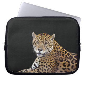 Spotted Jaguar Big Cat-lover #Gift Computer Sleeve