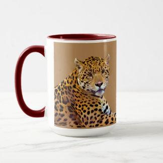 Spotted Jaguar Big Cat-lover #Gift Mug