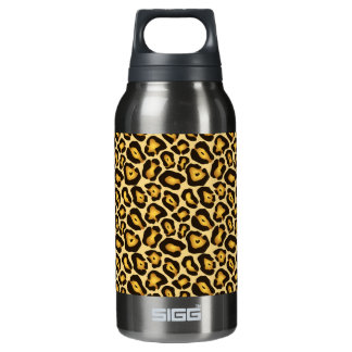 Spotted Jaguar Camouflage Pattern Insulated Water Bottle