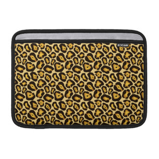 Spotted Jaguar Camouflage Pattern MacBook Air Sleeve
