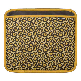 Spotted Jaguar Camouflage Pattern Sleeve For iPads