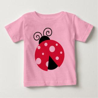 Spotted Ladybug Baby T-Shirt