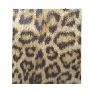 Spotted Leopard Skin Memo Pads