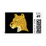 Spotted Leopard Stamp