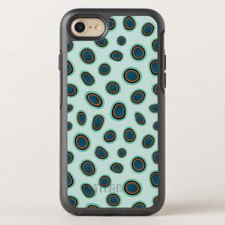 Spotted Mandarin Fish Pattern OtterBox Symmetry iPhone 8/7 Case