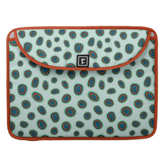Spotted Mandarin Fish Sleeve For MacBook Pro
