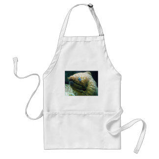 Spotted Moray Eel Adult Apron