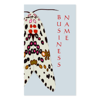 Spotted Moth  Business Card