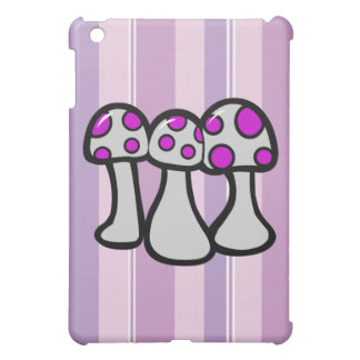 Spotted Mushrooms Cover For The iPad Mini