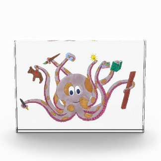 Spotted Octopus Award