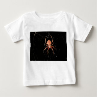 Spotted Orb Weaver Spider Baby T-Shirt