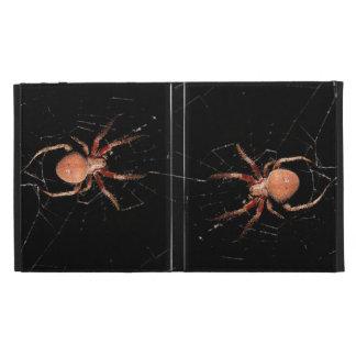 Spotted Orb Weaver Spider iPad Folio Case