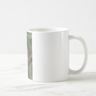 Spotted owl coffee mug