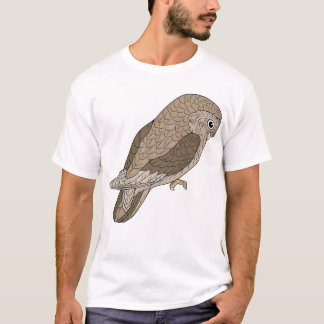 Spotted Owl-in Profile (Australia) T-Shirt