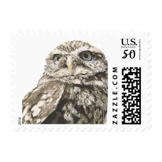 Spotted Owl Stamp