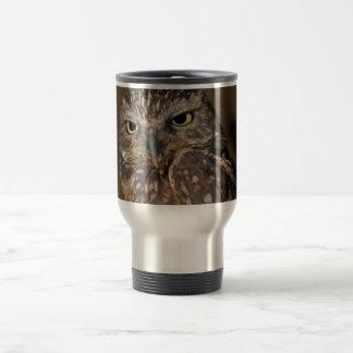 Spotted  Owl Travel Mug