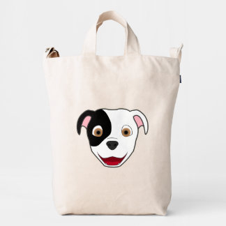 Spotted Pitbull Duck Bag